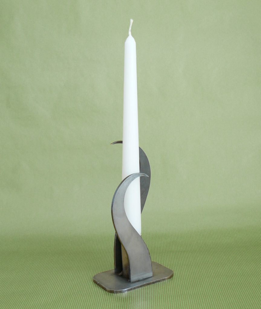 Contemporary candle holder Yamativo